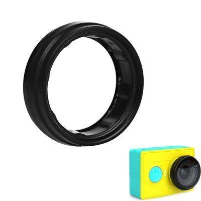 Защитный фильтр на объектив для  Xiaomi Yi (  Черный )